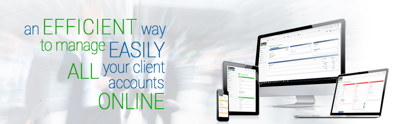 An efficient way to mageeasily all your client accounts online